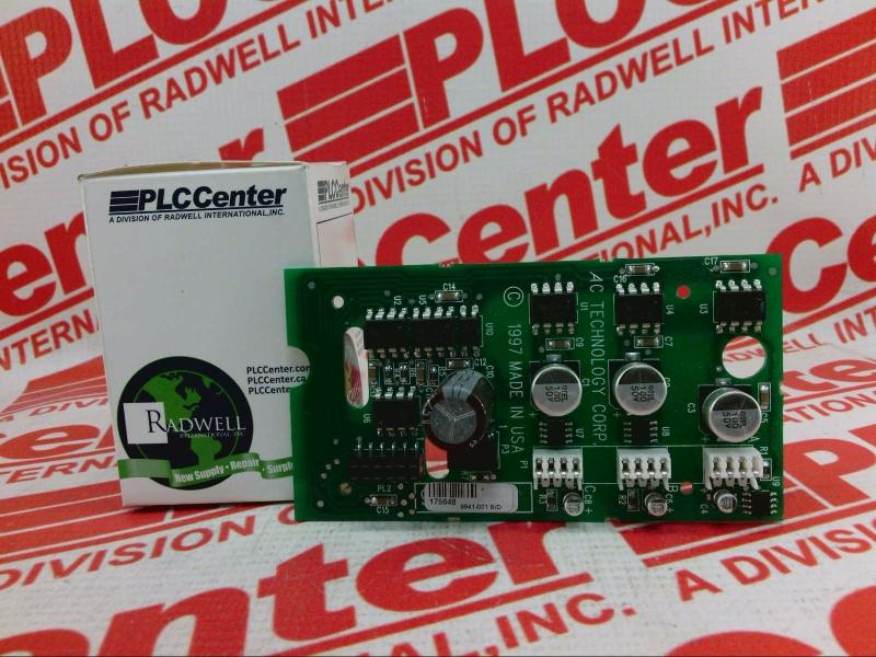 AC TECHNOLOGY 9941-001-B/D
