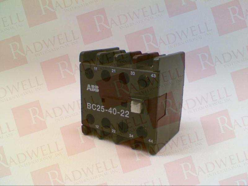 ABB BC25-40-22