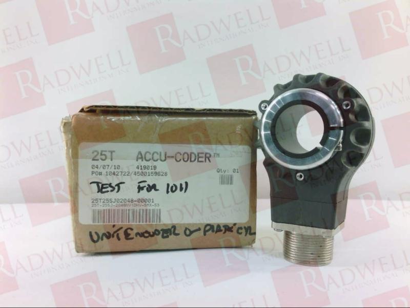 ACCU CODER 25T-25SJ-2048NV1DHV-SMX-S3