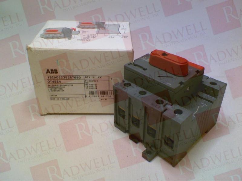 ABB 1SCA022352R7680