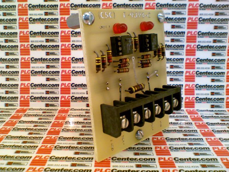 CSC E-9398C