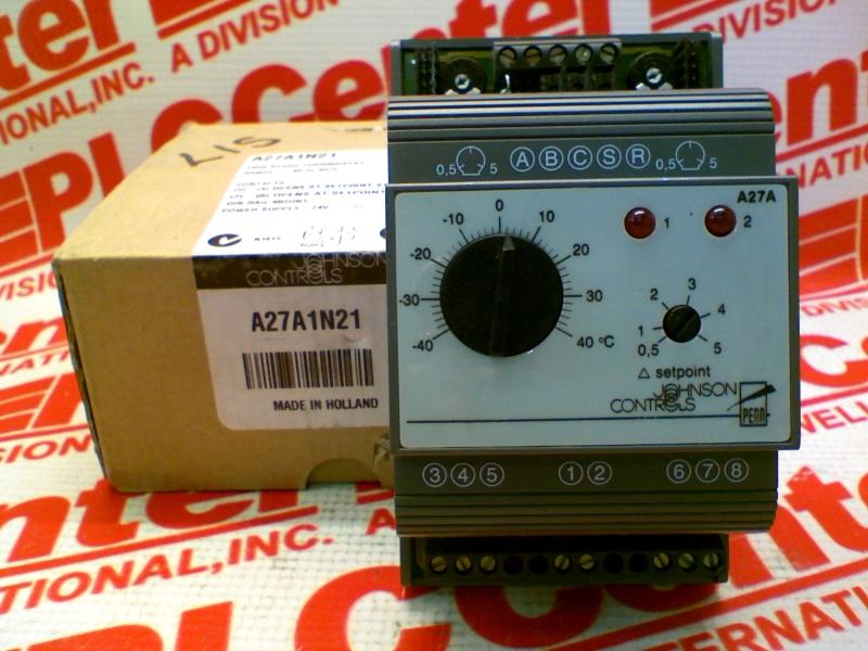 johnson thermostat a27a