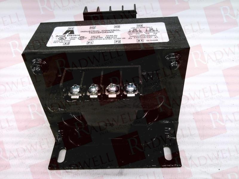 ACME ELECTRIC TB-81212