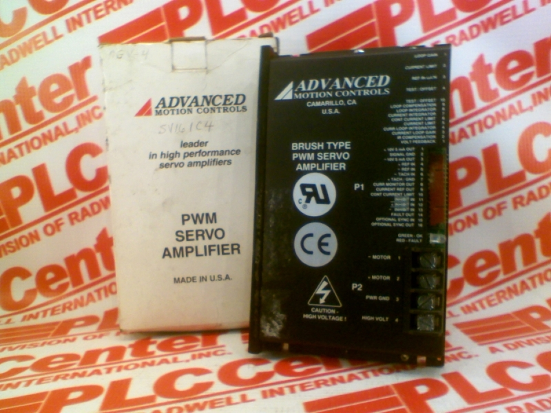 ADVANCED MOTION CONTROLS 30ASTMAC