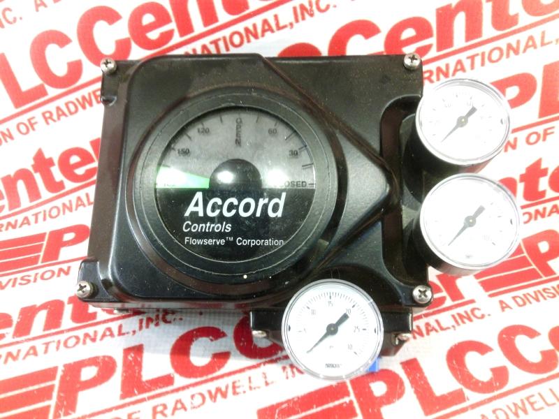 ACCORD CONTROLS A50137A