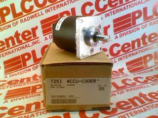 ACCU CODER 725I-S-S-3000-R-OC-1-F-1-EK-N-N