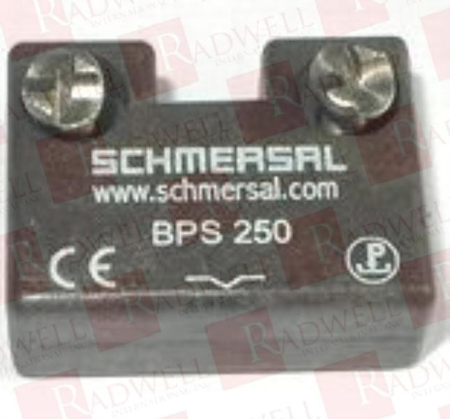 SCHMERSAL BPS250