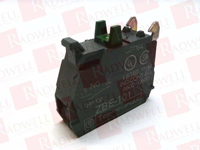 SCHNEIDER ELECTRIC ZBE-101