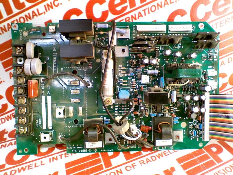 Etp6u3311 By Yaskawa Electric Buy Or Repair At Radwell