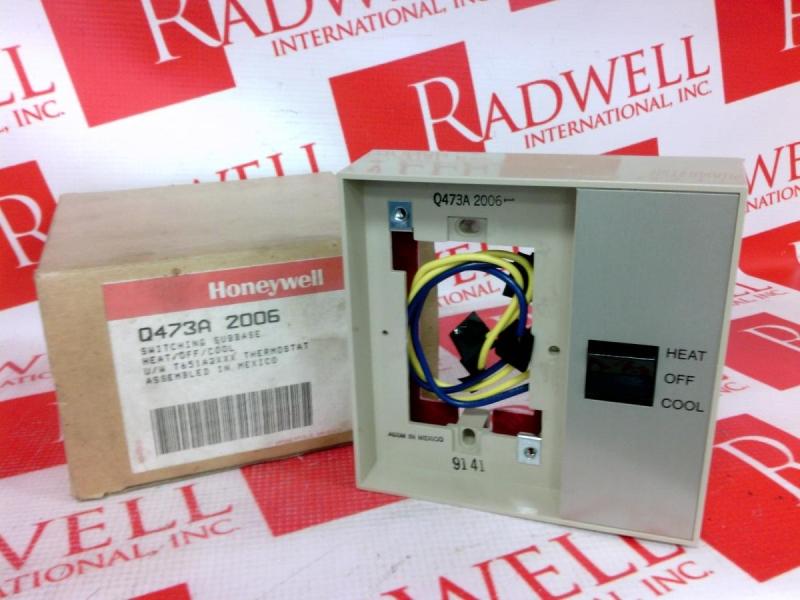 HONEYWELL Q473A-2006