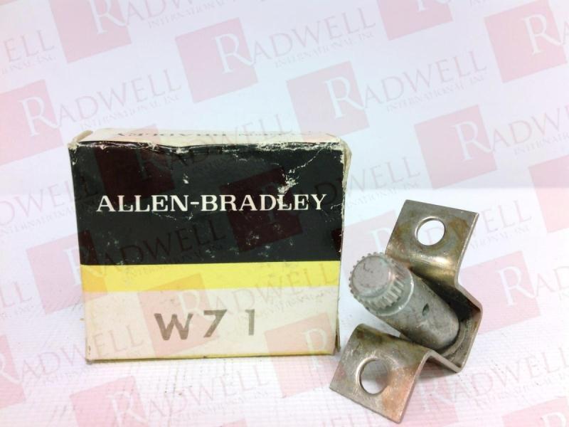 ALLEN BRADLEY W71.