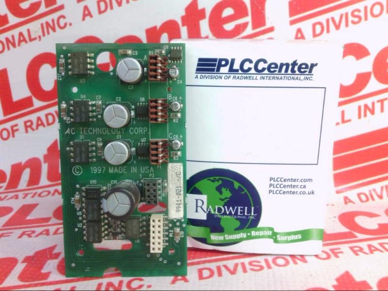 AC TECHNOLOGY 9941-001-C