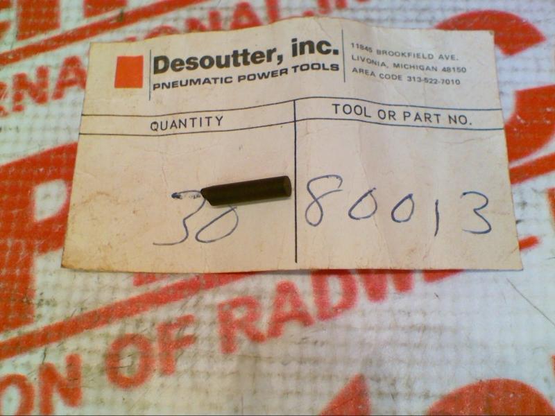DESOUTTER 80013