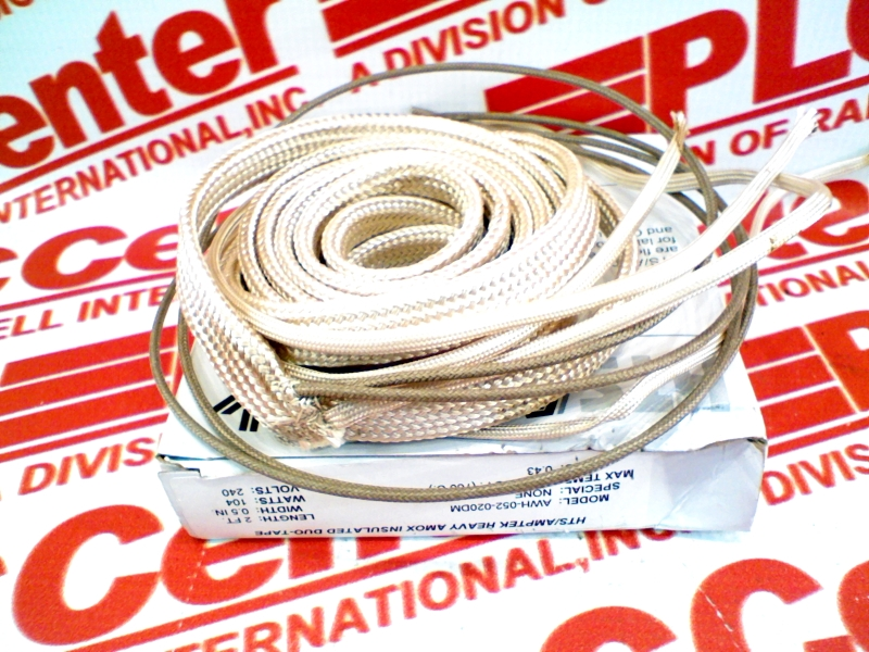 HTS HEATING TAPE AWH-052-080D
