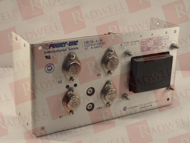 POWER ONE HD28-4-A