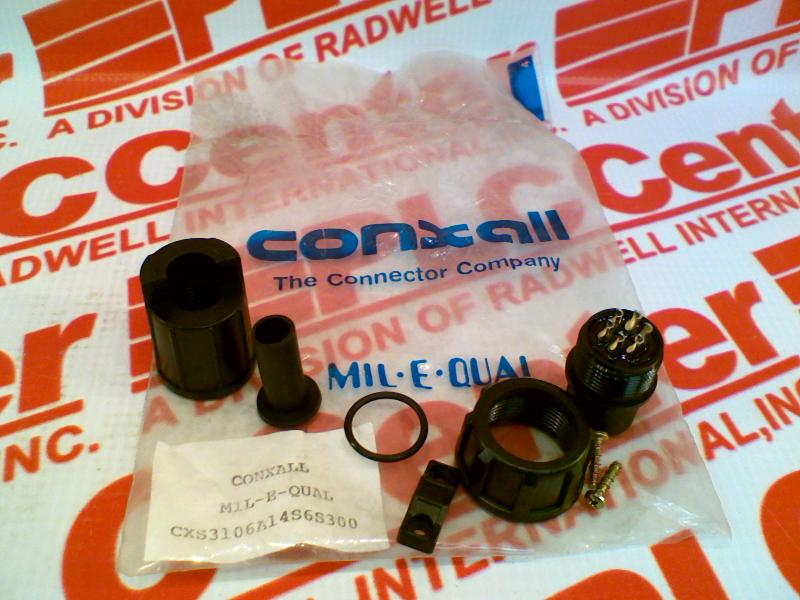 CONXALL CX-S-3106A-14S-6-S-300