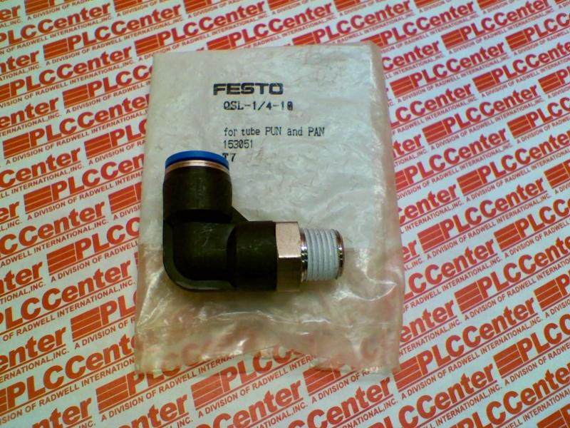 FESTO ELECTRIC QSL-1/4-10