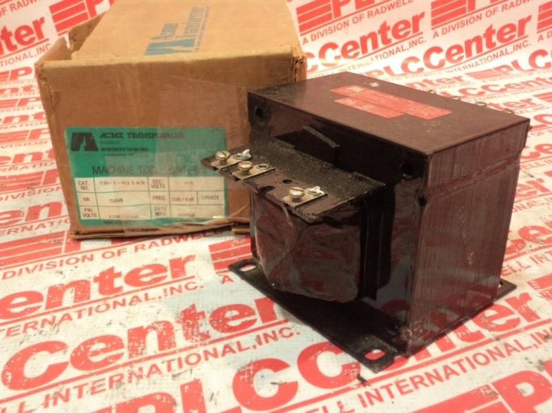 ACME ELECTRIC TA-1-81149