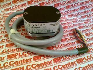 ACCU CODER 260-C6-B-14-H-1000-R-HV-1-S-SF-3-N