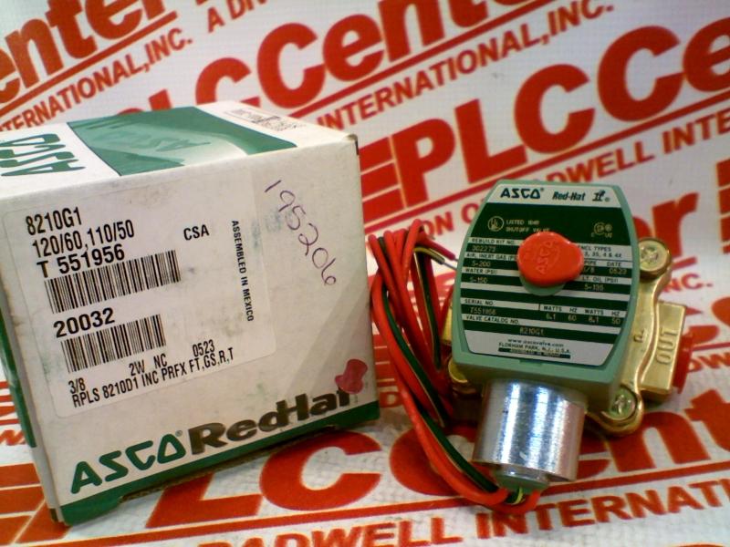 ASCO 8210-G1-120