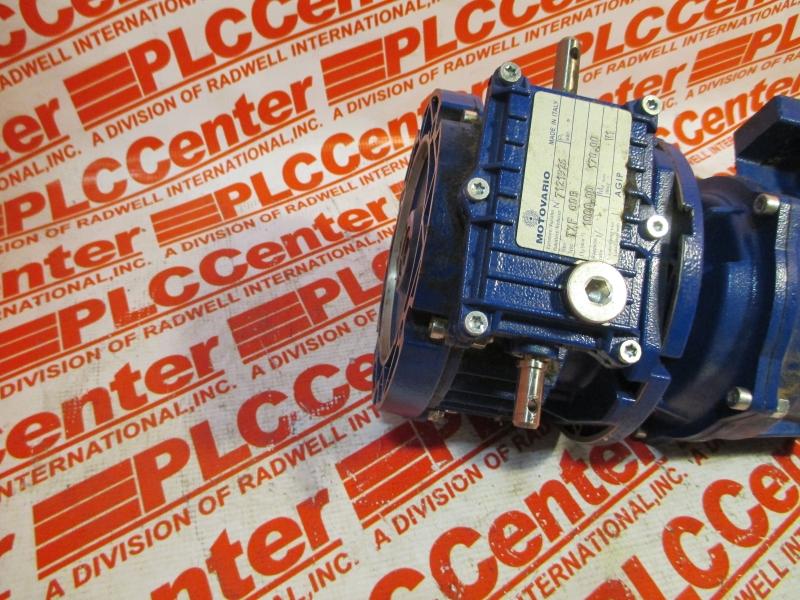 MOTOVARIO REDUCERS TXF0057121926