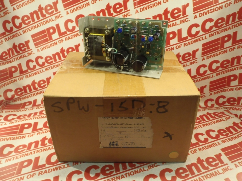 ACME ELECTRIC SPW15D-.8