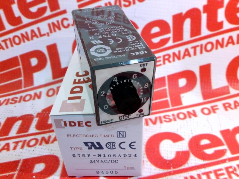 IDEC GT5P-N10SAD24