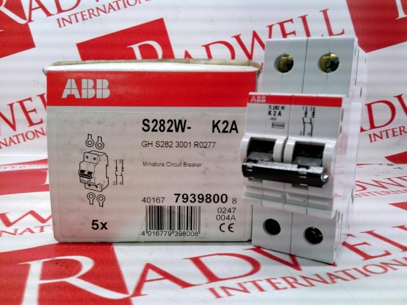 ABB S282W-K2A