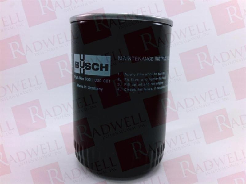 BUSCH 0531-000-001