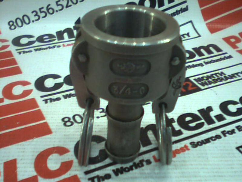 EVERTITE MORNS COUPLING 307CSS