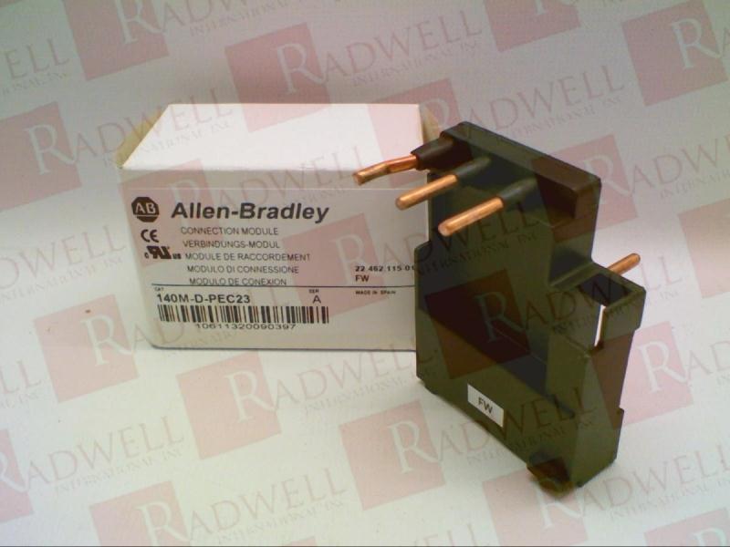 ALLEN BRADLEY 140M-D-PEC23