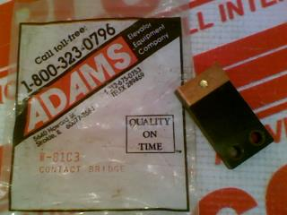 ADAMS ELEVATOR W81C3
