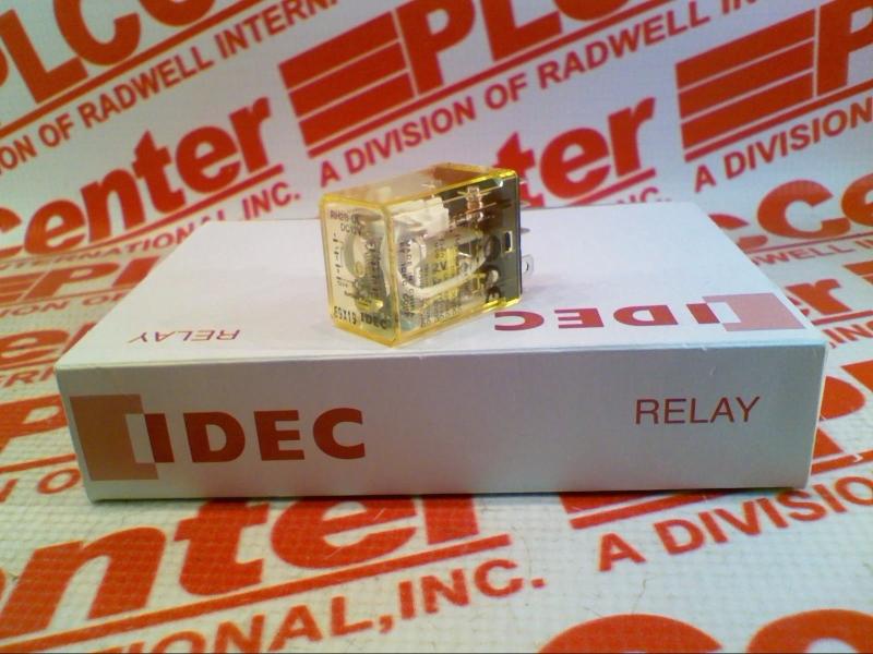 IDEC RH2B-UL-DC12V