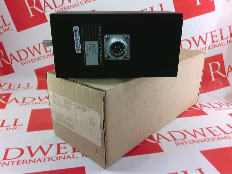 ACCU CODER 711-1200-O-HD12-6-S-S-N