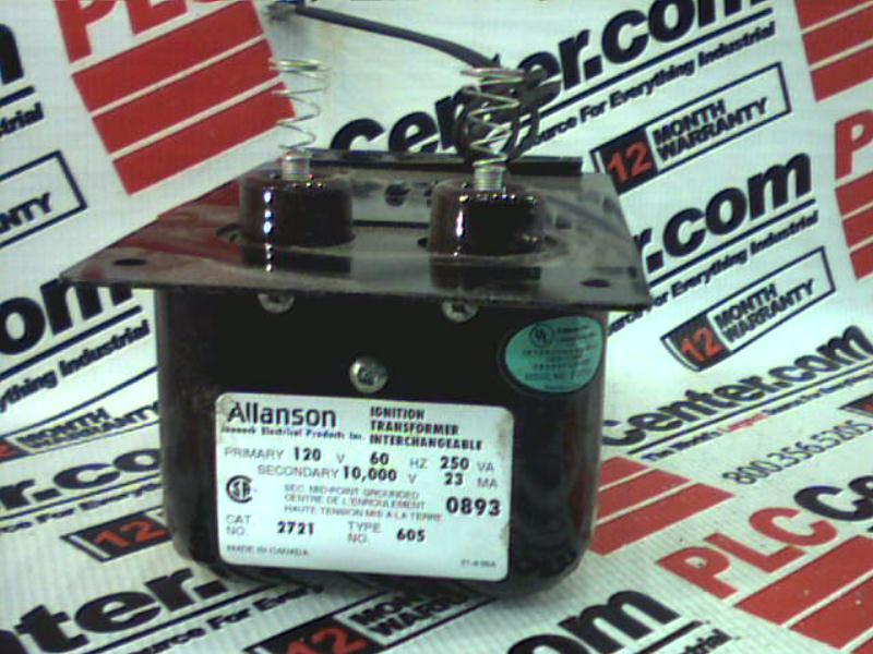 ALLANSON 2721