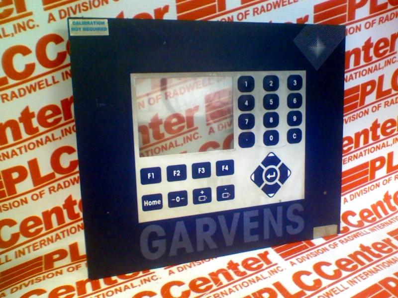 GARVENS CHECKWEIGHER SGAE250-5012-03