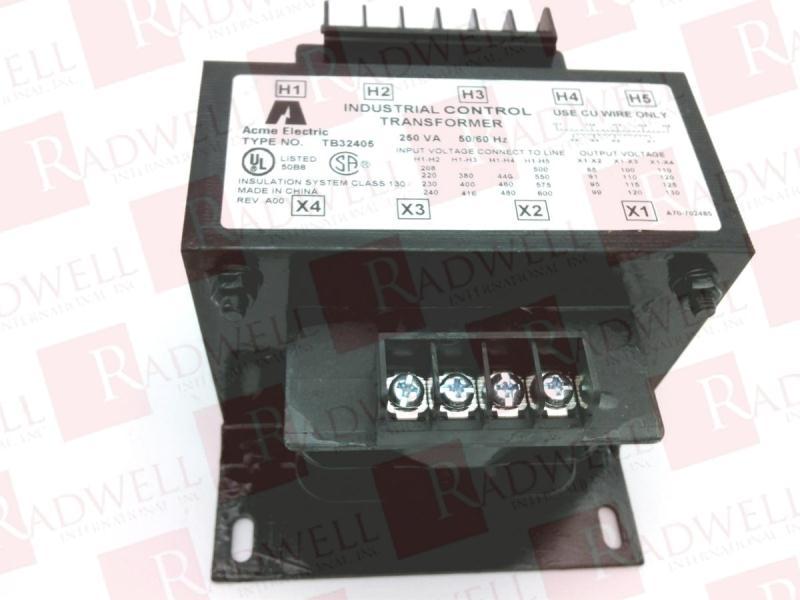 ACME ELECTRIC TB-32405