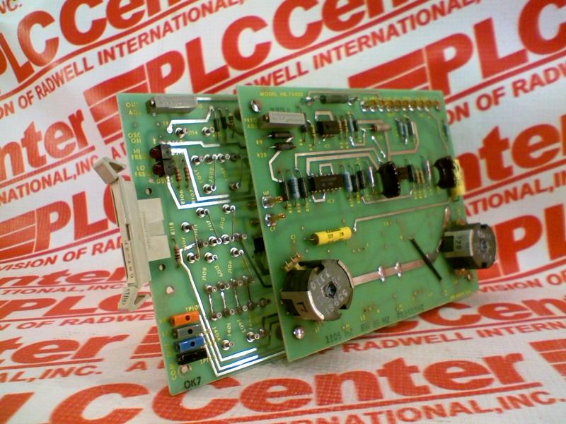 RFL INDUSTRIES HB-74400-4