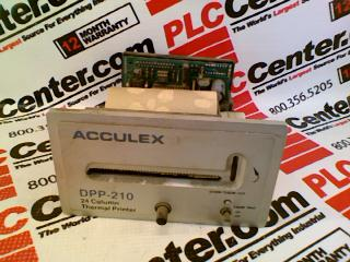 ACCULEX DPP-210