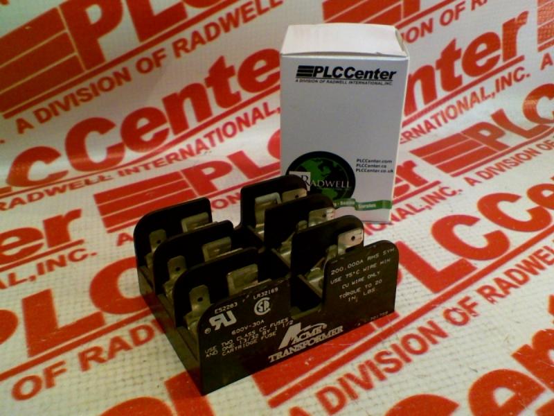 ACME ELECTRIC E52283