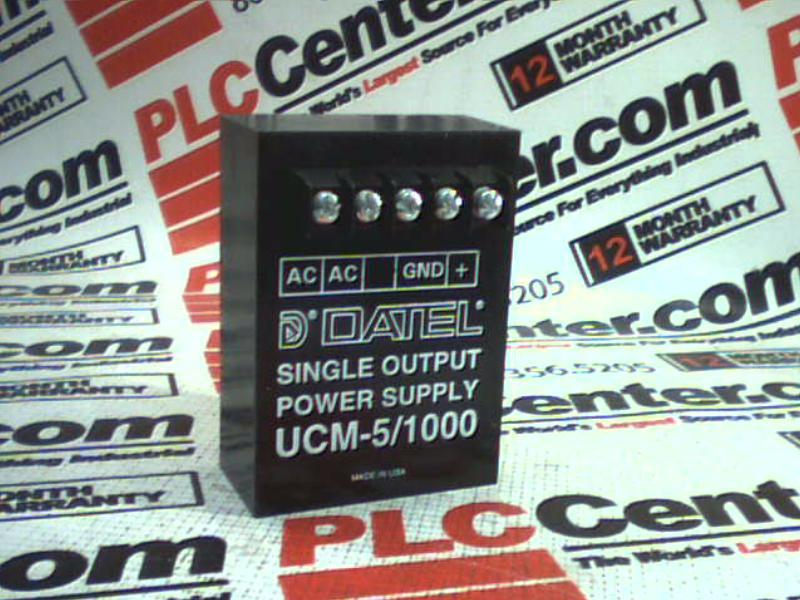 DATEL UCM-5/1000