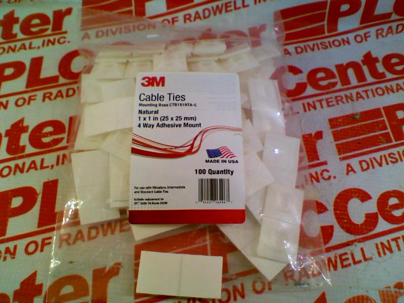 3M HOME & COMMERCIAL CARE CTB1X1NTA-C