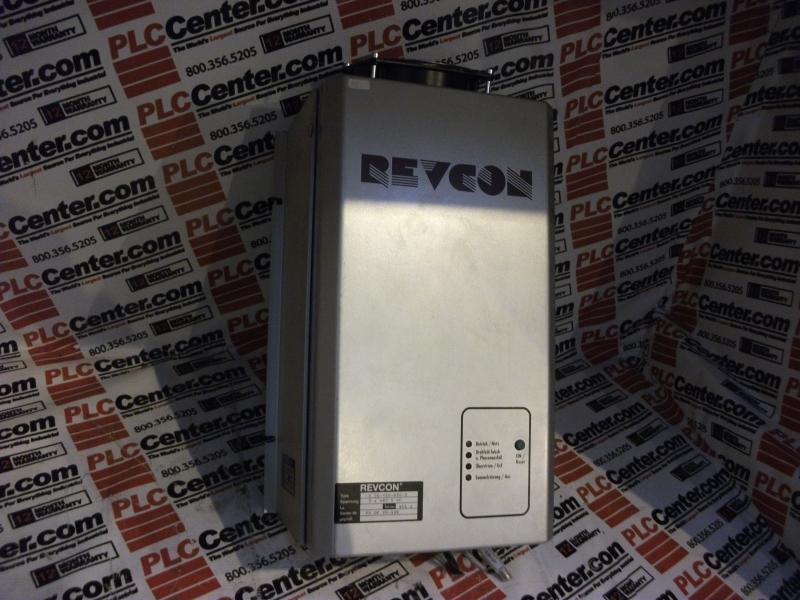 REVCON DC-70-400-150-1