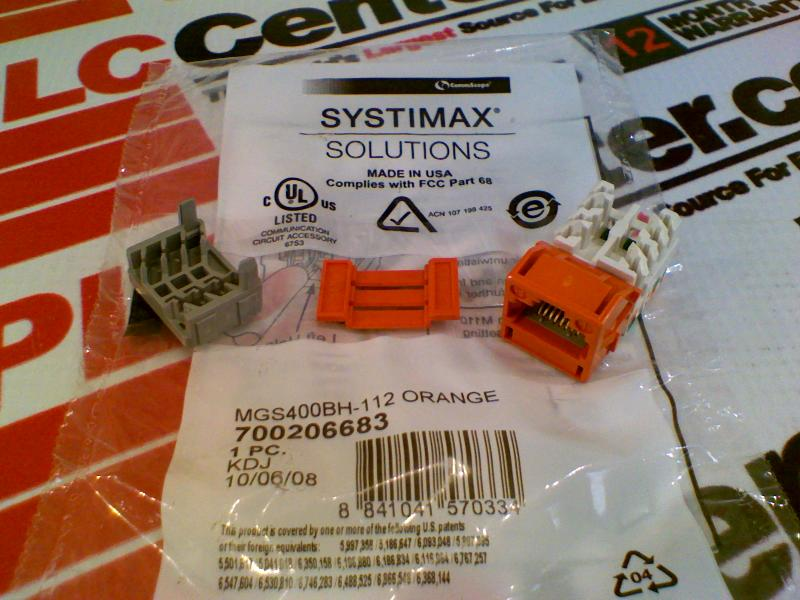 SYSTIMAX MGS400BH-112