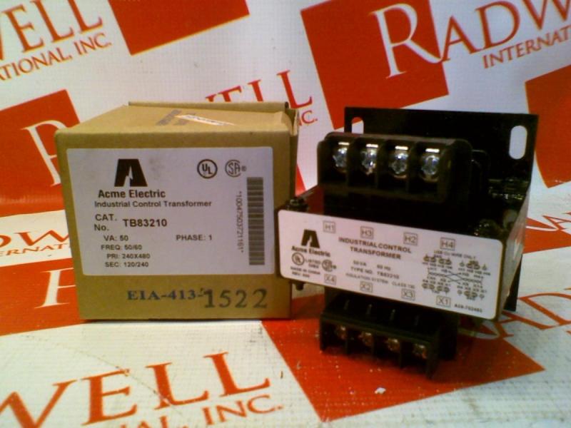 ACME ELECTRIC TB-83210