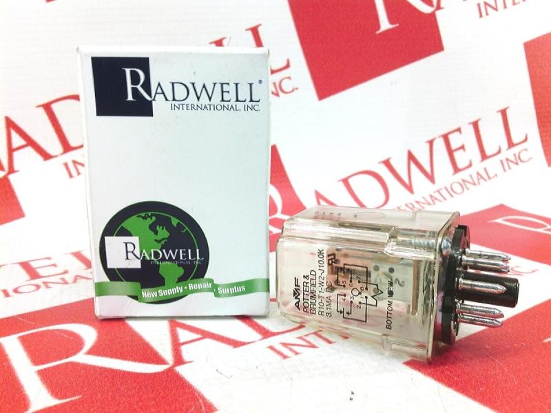 ADC FIBERMUX R10-T1-W2-J10.0K