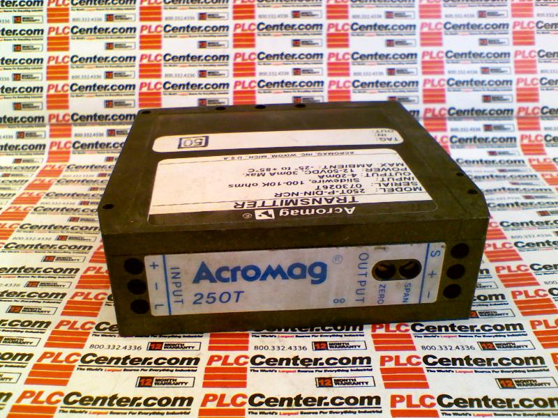 ACROMAG 250T-P-DIN-NCR
