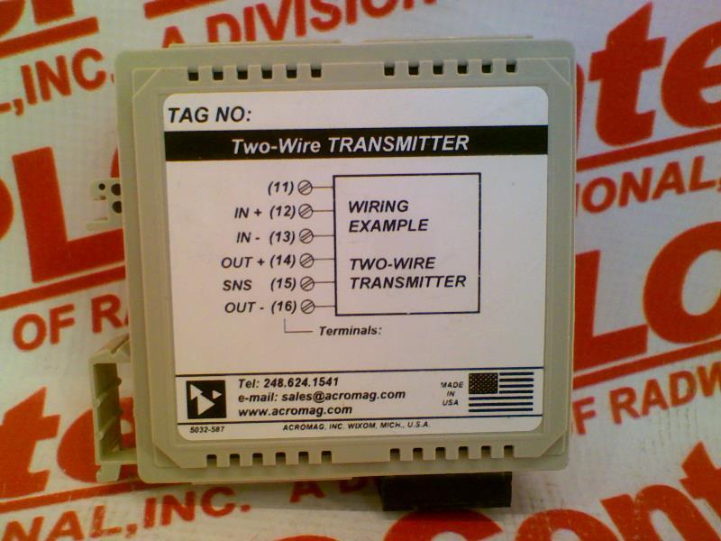 ACROMAG 651T-0600