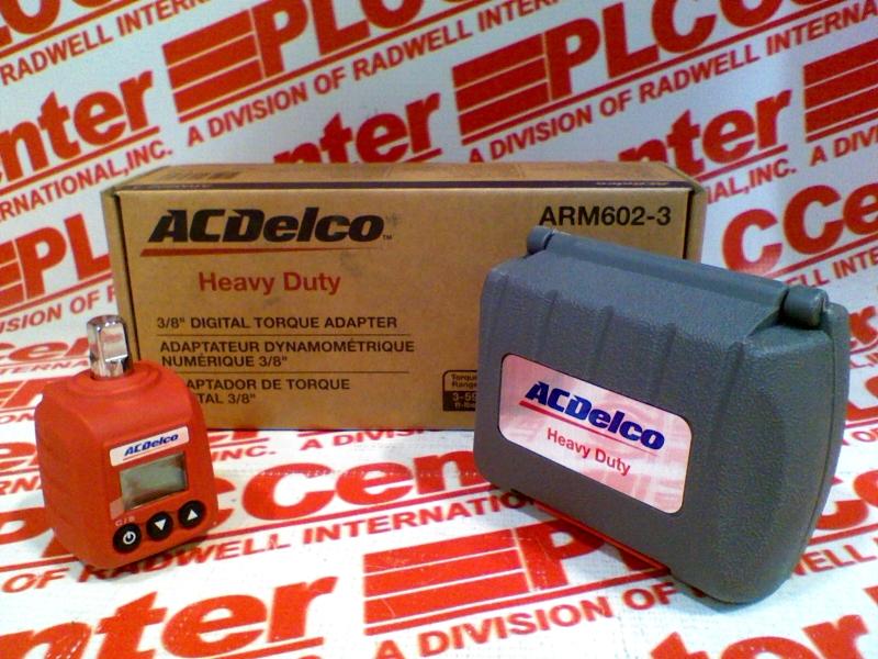 AC DELCO ARM602-3