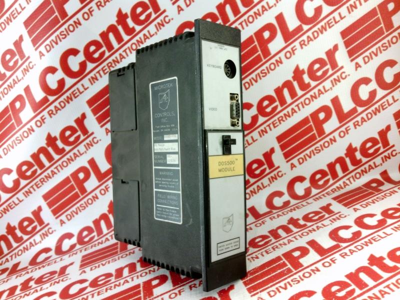 MICROTEK DOS500-XT10-CPU